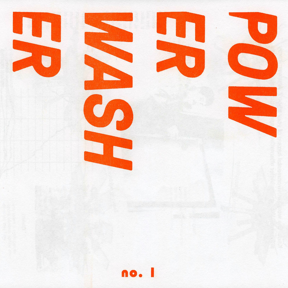 Power Washer No. 1   Featuring: Haypeep, Tate Foley, Sonnenzimmer, Amos Paul Kennedy Jr., Pat Lunch, and Marco Lawrence