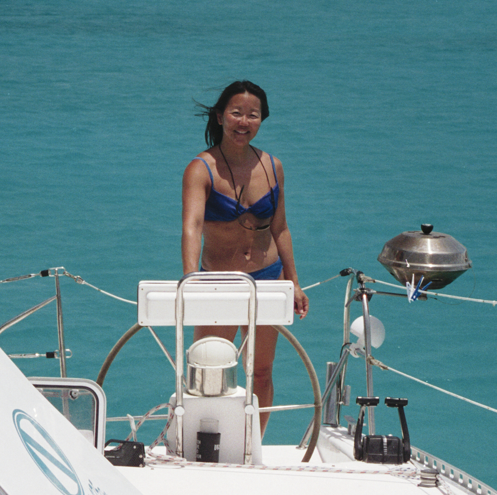 Sailing the West Indies