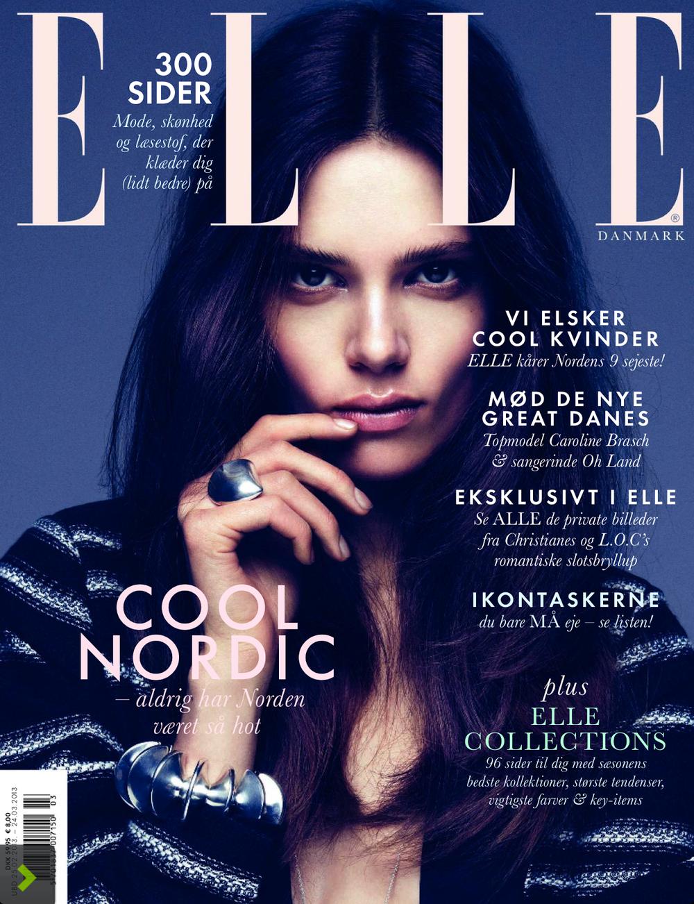 ELLE COVER & EDITORIALS