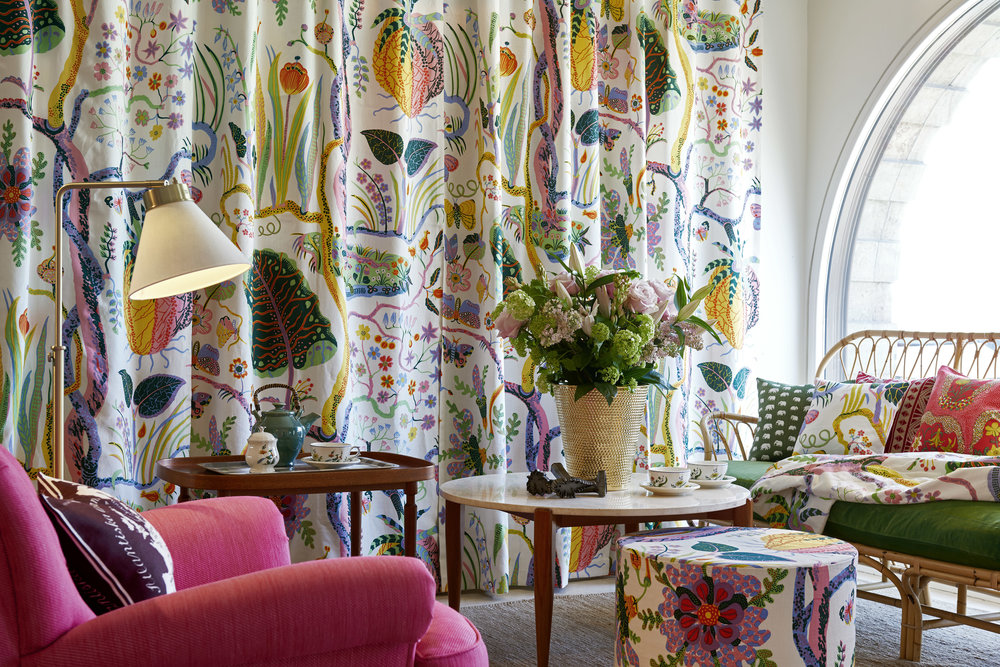 Svenskt Tenn preserve the spirit of Estrid Ericson and Josef Frank in a modern form & Svenskt Tenn preserve the spirit of Estrid Ericson and Josef Frank ...