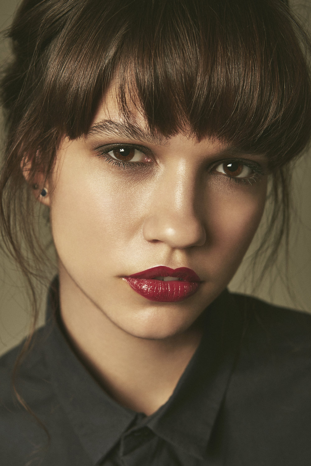 Red Lipstick by Chanel
