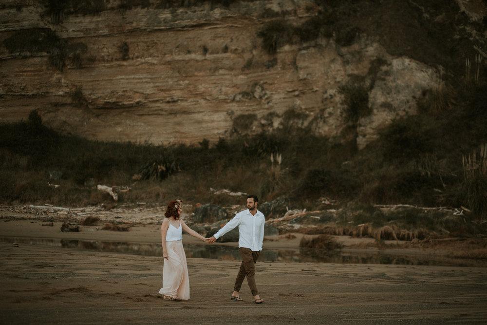 Jared & Morgan Engagement Session - Waipatiki Beach-95.jpg
