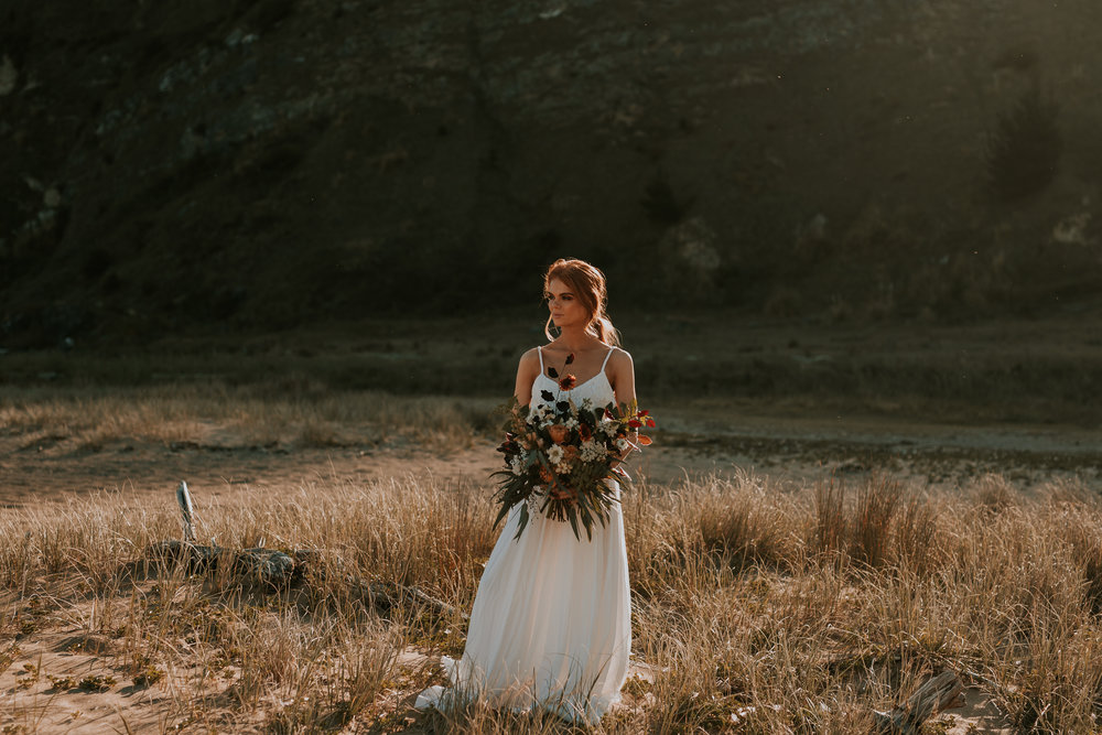 Waipatiki Beach Styled Shoot Hawkes Bay Wedding Photographer.jpg
