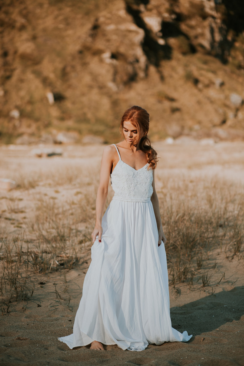 Waipatiki Beach Styled Shoot -Lisa Fisher Photography Napier Wedding Photographer.jpg