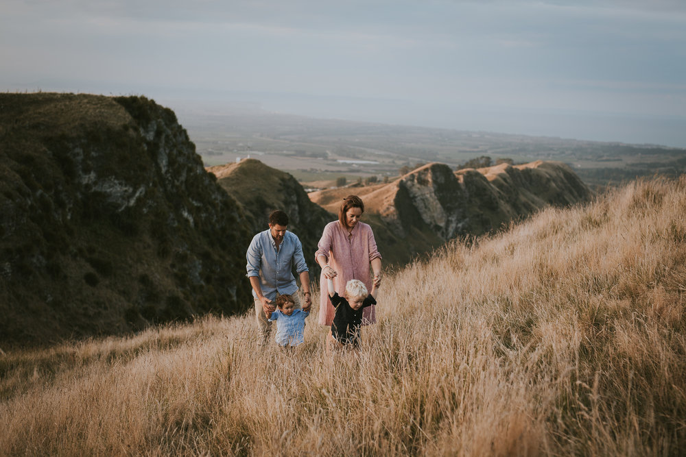 Lisa Fisher wedding photographer -  Te Mata Peak -30.jpg