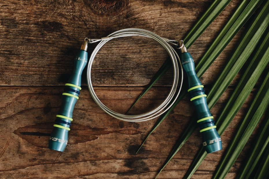 $1000 - earn this customized evo jumprope