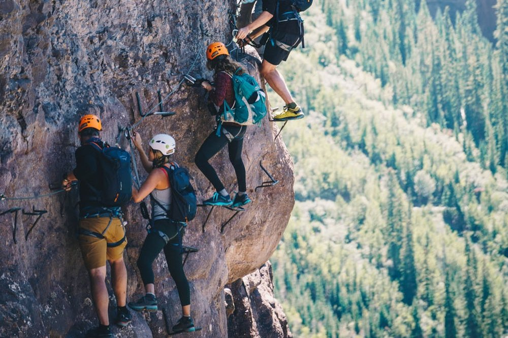 I CLIMBED TELLURIDE'S VIA FERRATa — here's what I learned about fear - She Explores