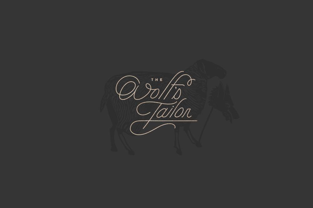Branding – The Wolf's Tailor Restaurant Logo