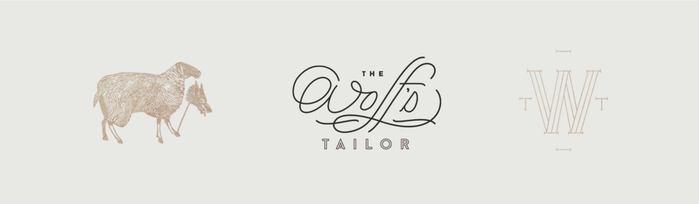 Brand Marks – The Wolf's Tailor Restaurant