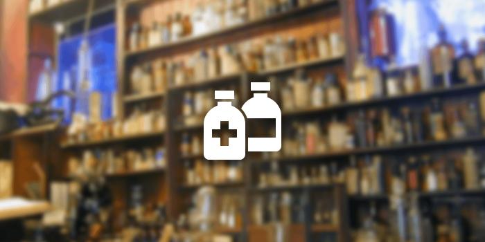 Medicine Bottles Icon