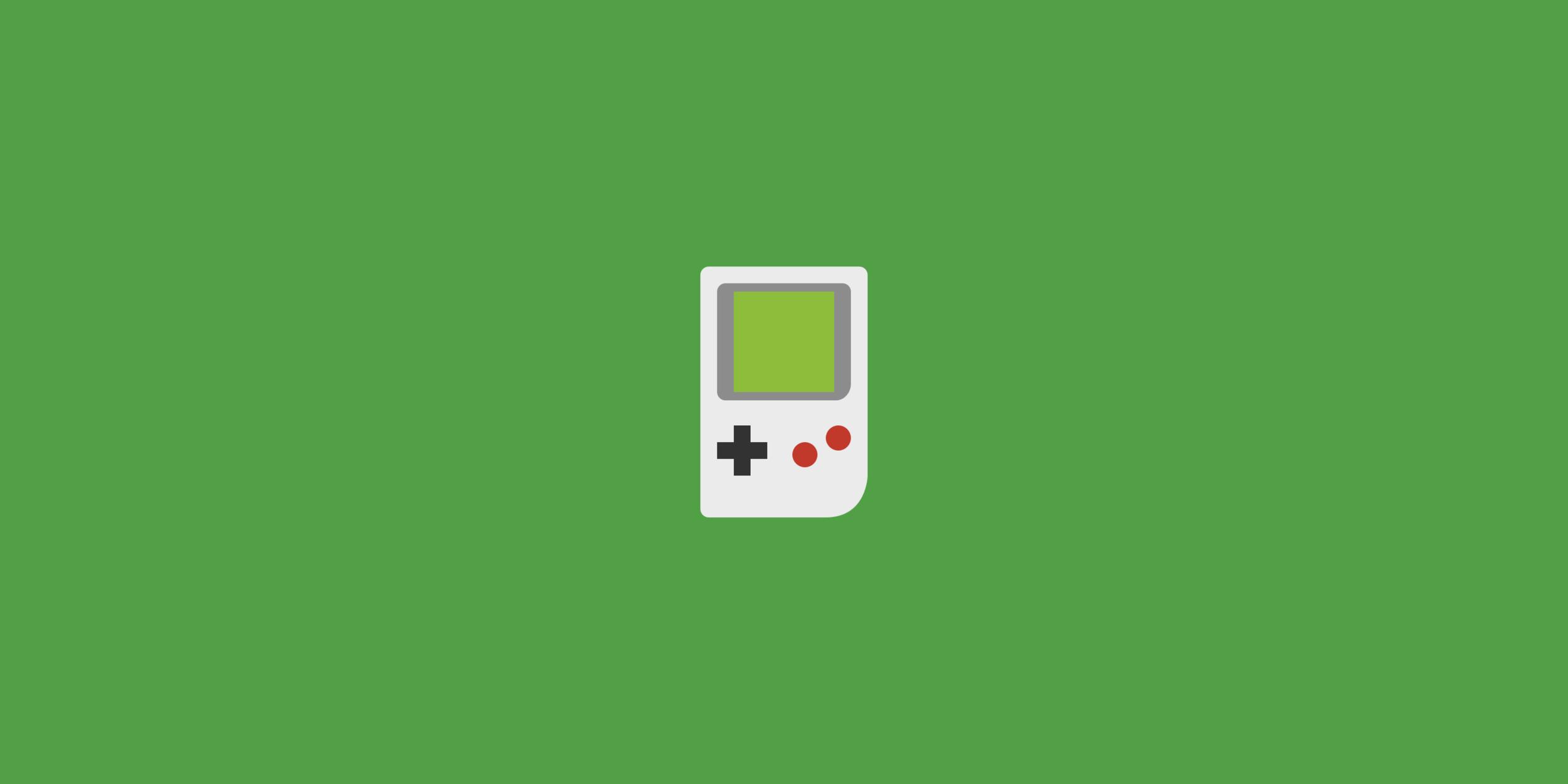 Game Boy Icon