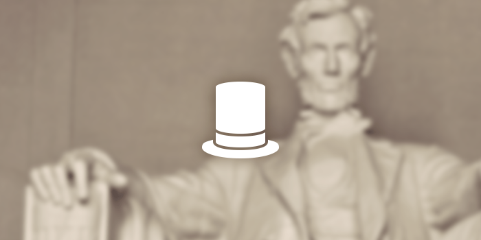 Stovepipe Hat Icon