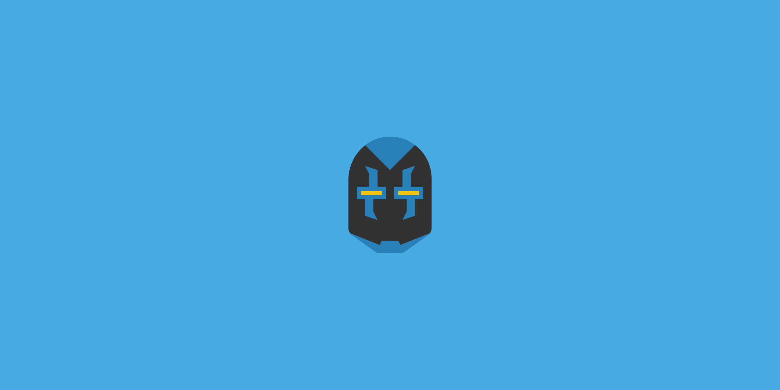 Blue Beetle Icon