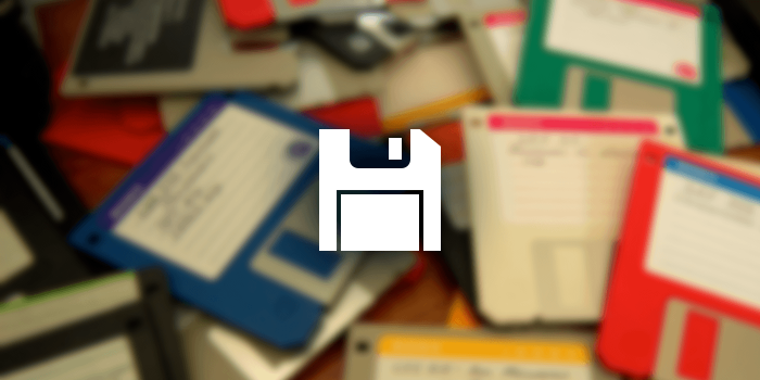 Floppy Disk Icon, Save Icon