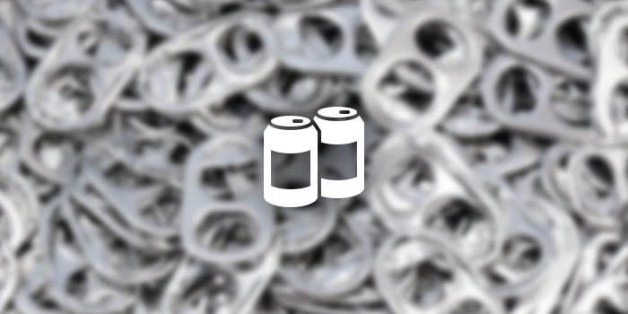 soda can icon, beer can icon