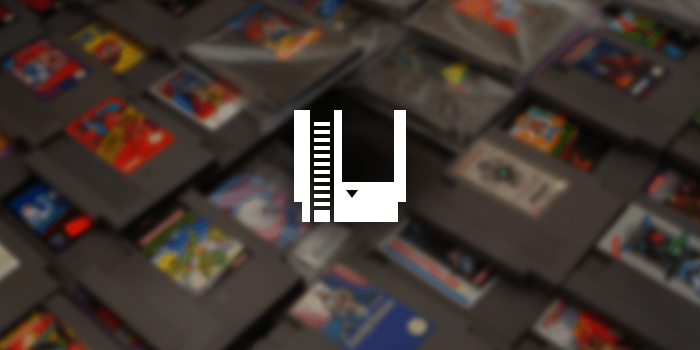 NES Cartridge Icon