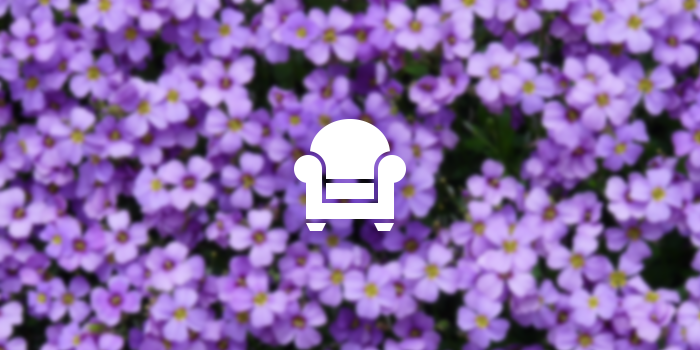 comfy chair icon