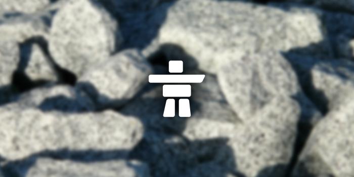 inuksuk icon