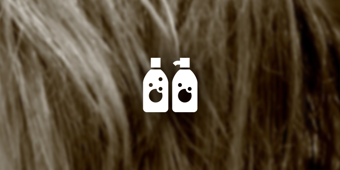 shampoo & conditioner icon