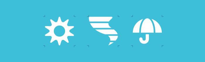 Symbolset Weather Icons