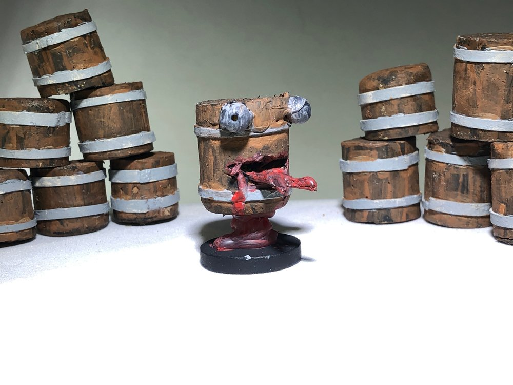 Barrel Mimic