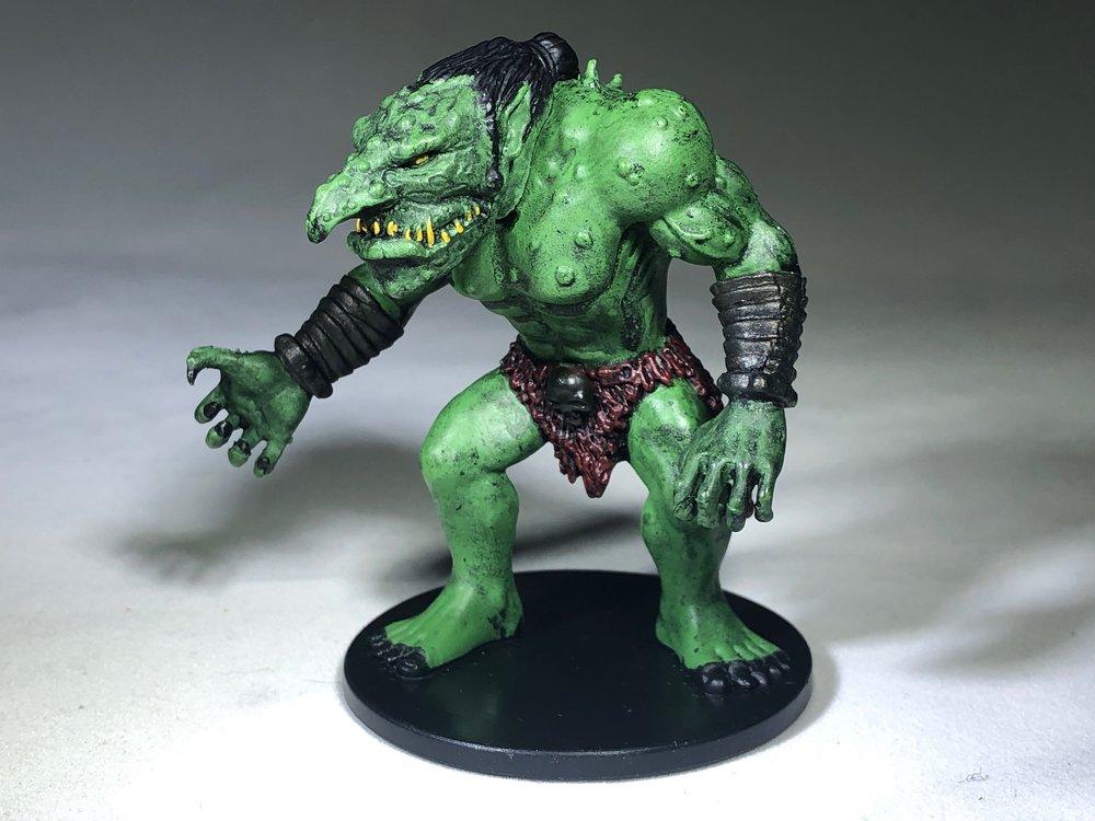 Feral Troll