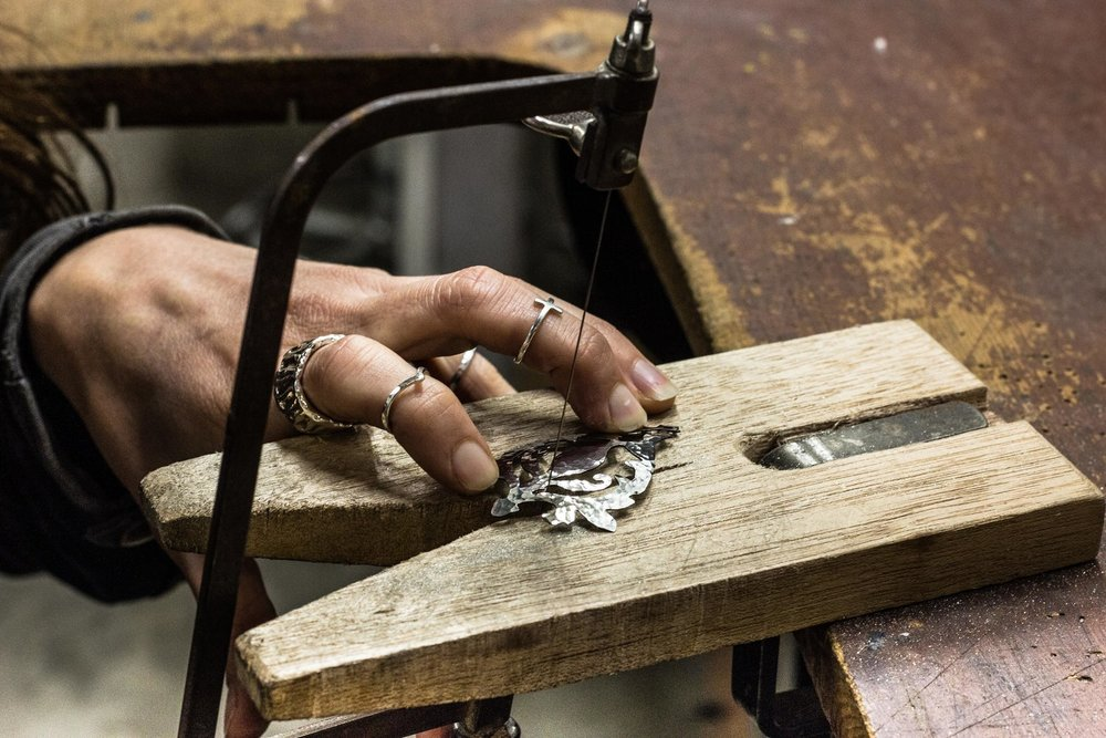 Jewellery Designer: Toby Eagle - SYDNEY, AUSTRALIA