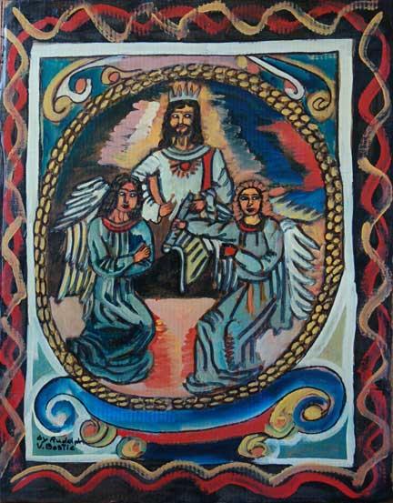 Angels Receive Orders from Jesus