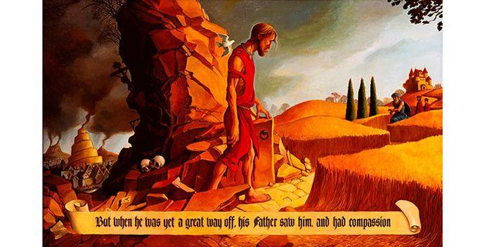 The Prodigal Son by Edward Riojas