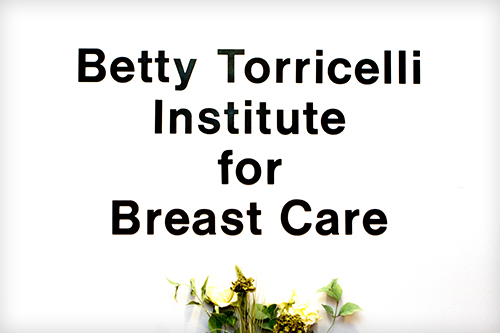 Betty toricelli breast