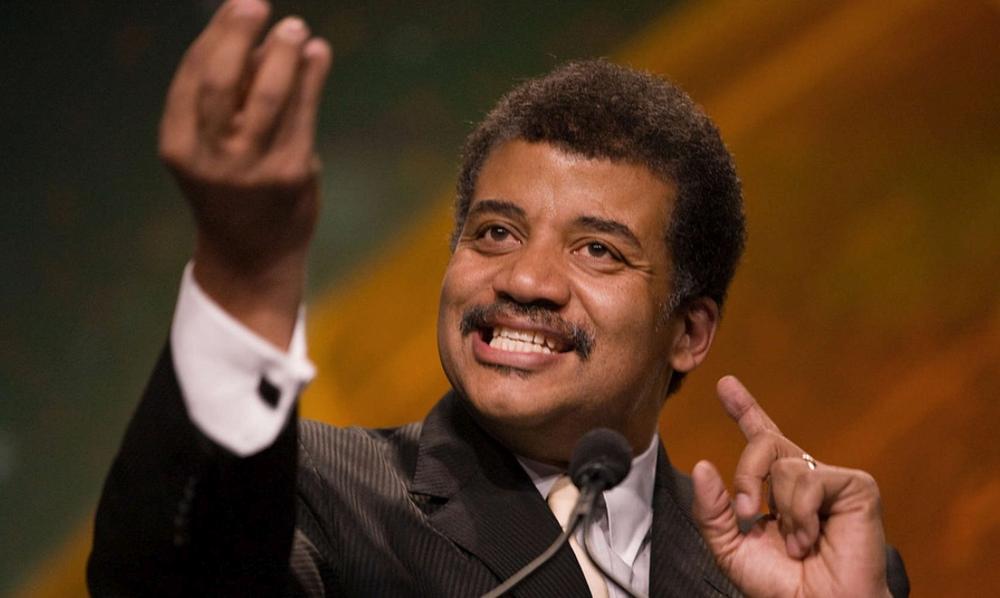 AstrophysicistNeil deGrasse Tyson