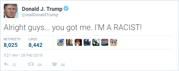 trump really is a racist.png