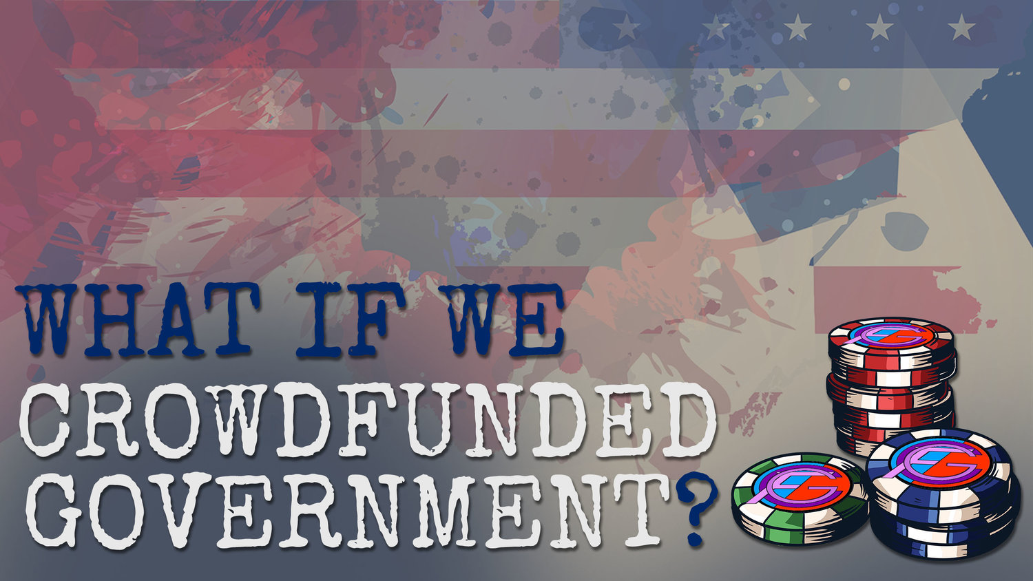 112: Half-assed Statist wants to Crowdfund Government (LoL)