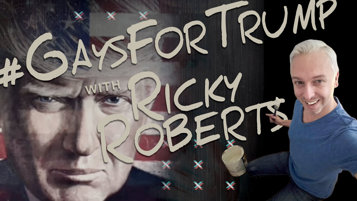 114: Gays for Trump with Ricky Roberts!