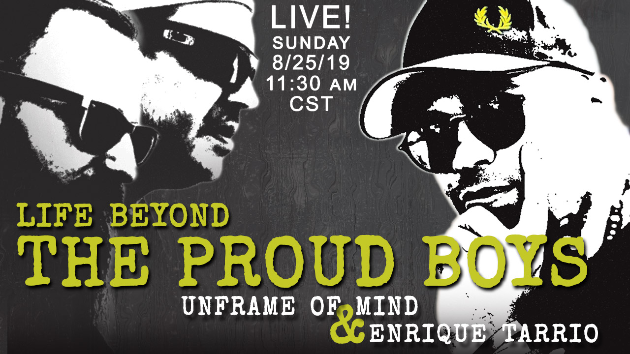 118: Enrique Tarrio: Life Beyond the Proud Boys