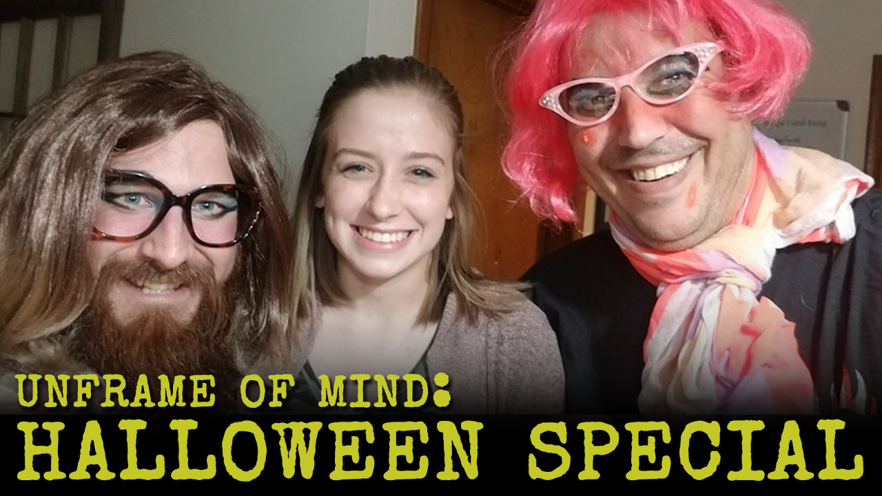 126: Halloween Special with Hogatha and Valerie