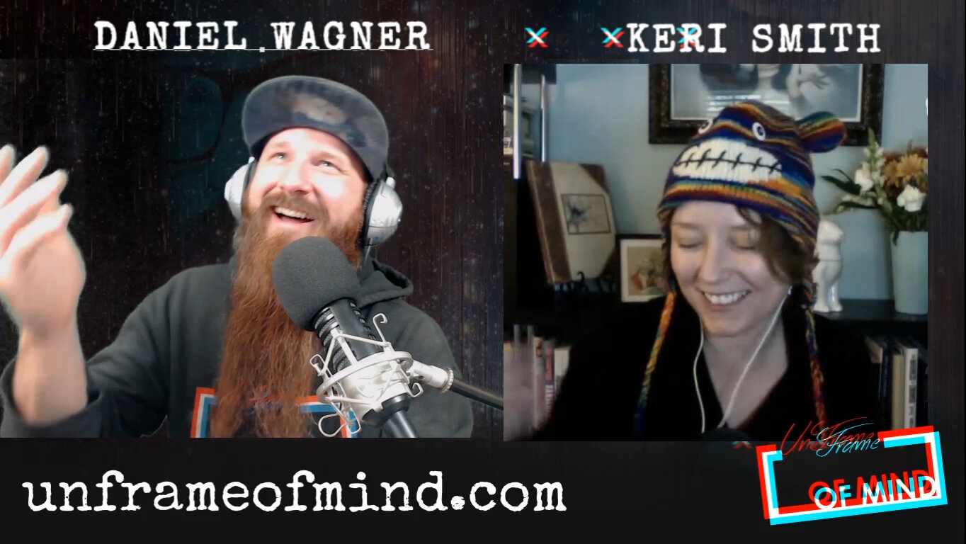 131: Keri Smith: Former SJW, White Knitter, and Shepard for the Lost Left