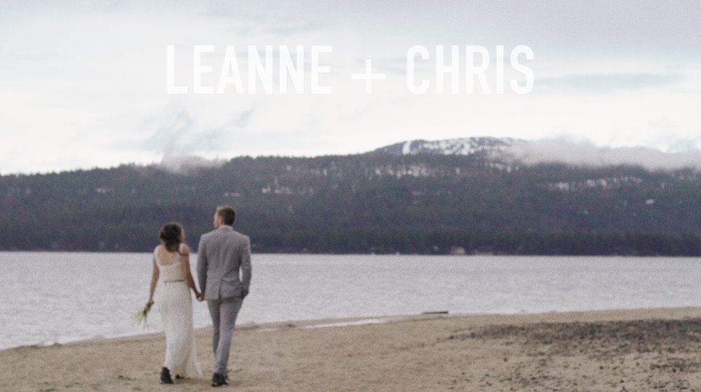 McCall ID Wedding video