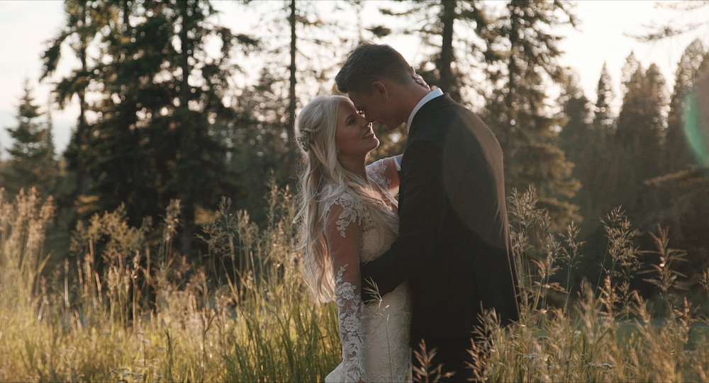 Brundage Resort Wedding McCall Idaho