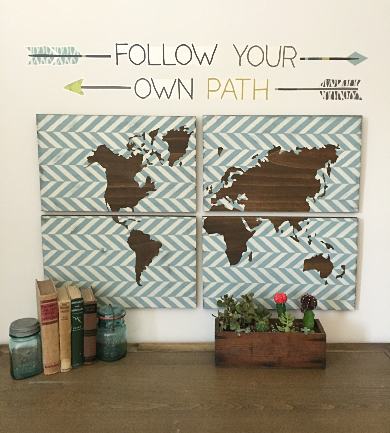decor pictures world ideas stickers with art wall maps canvas map fabulous for