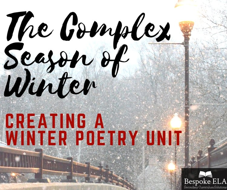 the first snowfall literary devices