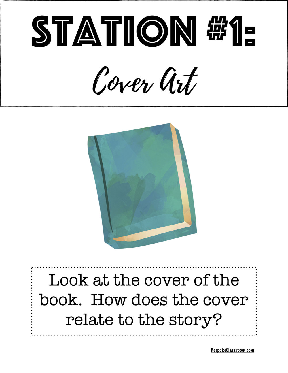 50 Activities and Projects for Any Novel by. Bespoke ELA pic2.jpg