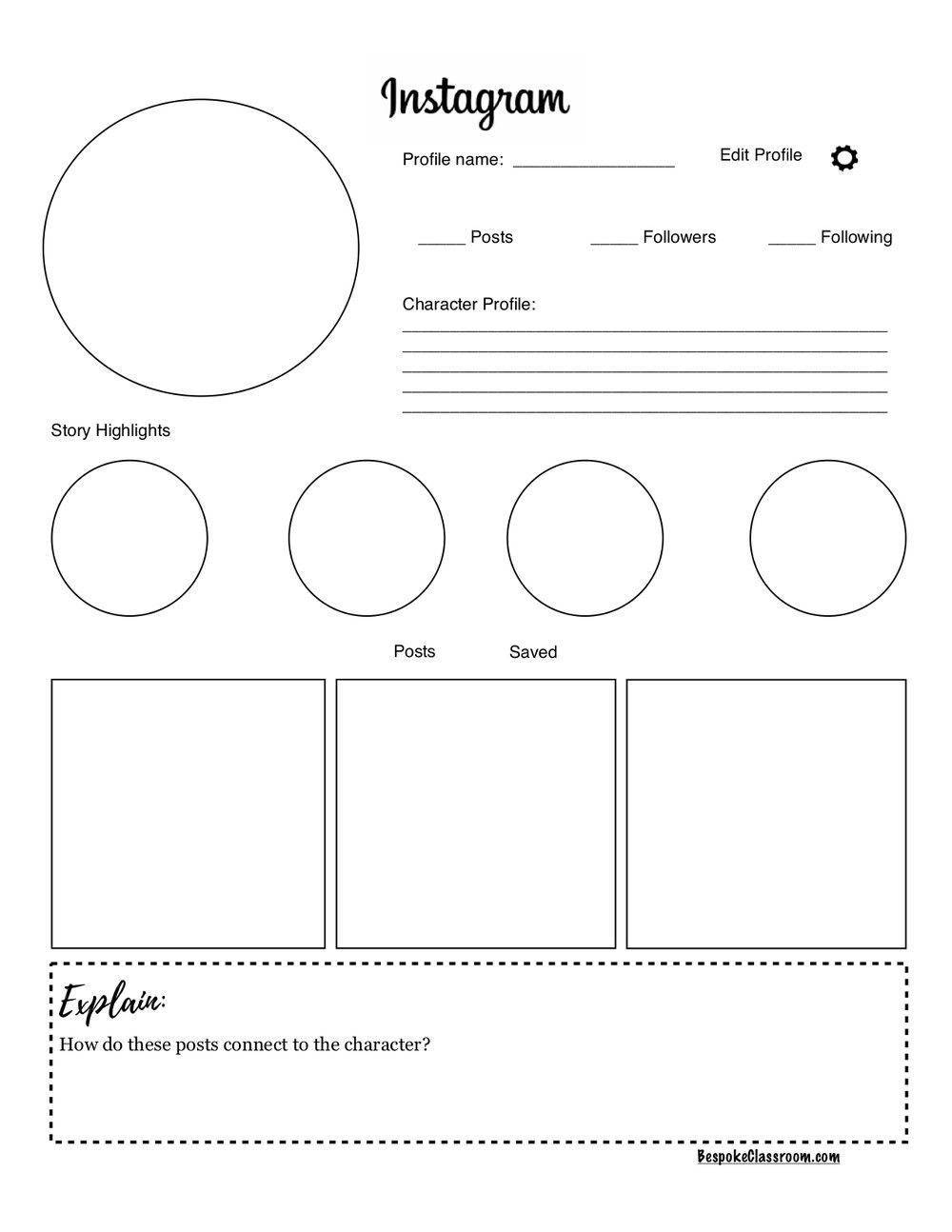 50 Activities and Projects for Any Novel by. Bespoke ELA pic8.jpg