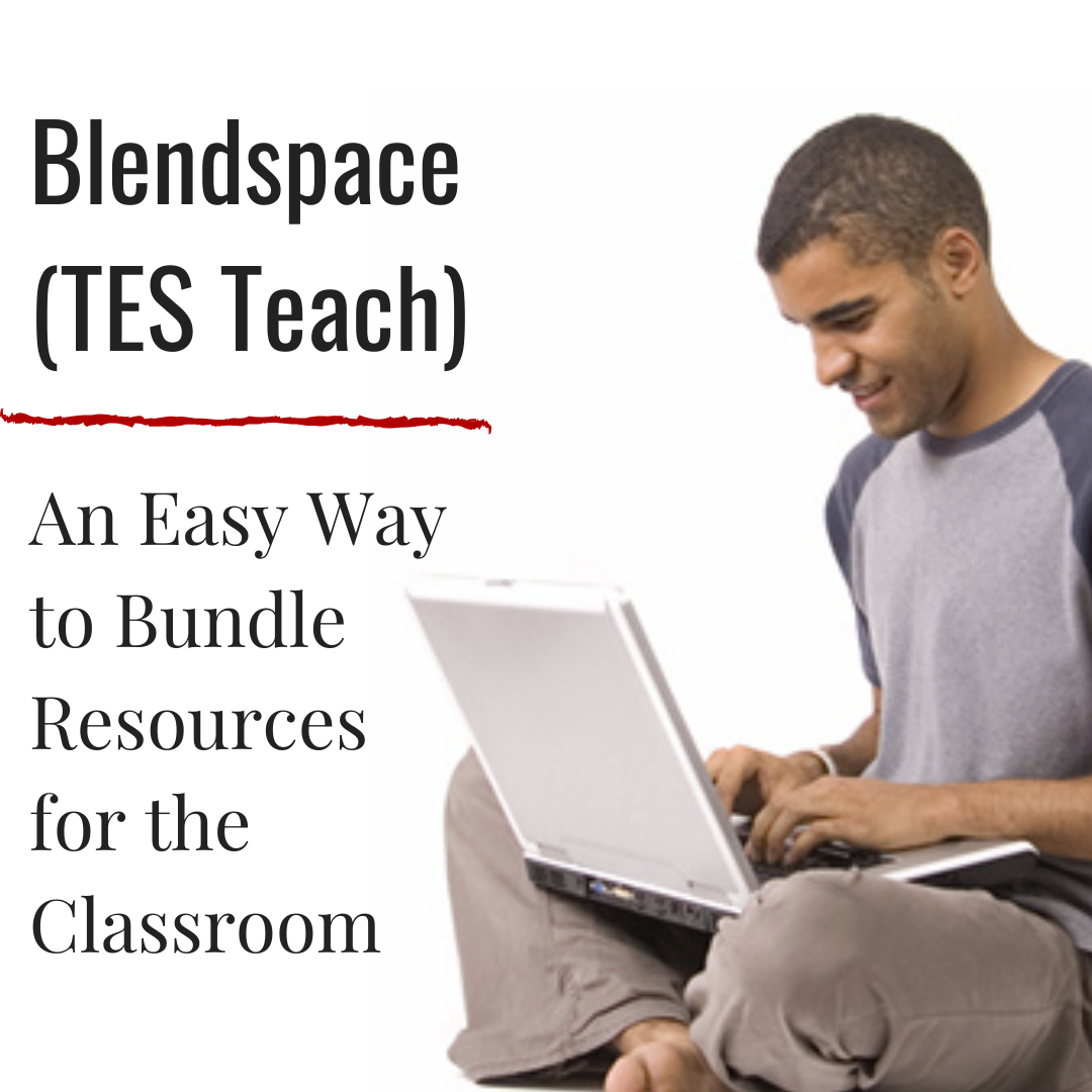 Blendspace Tes Teach An Easy Way To Bundle Resources For The