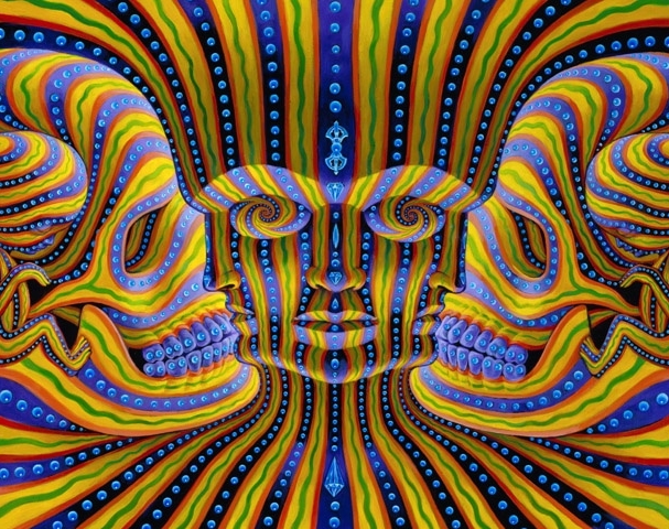 Artwork: Alex Grey