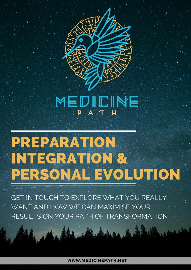 Medicine Path Discovery Call