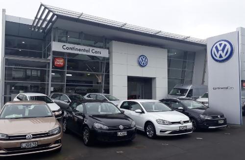 VW showroom.JPG