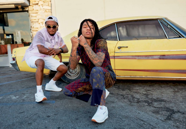 Rae Scremmurd - has a new deal on their hands. The rap duo partnered up with Reebok for their