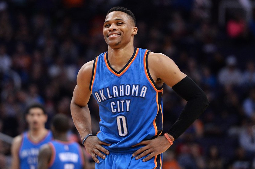 430c9f7c433 He confirmed that Russell Westbrook will be getting his first signature shoe  with the Jordan ...