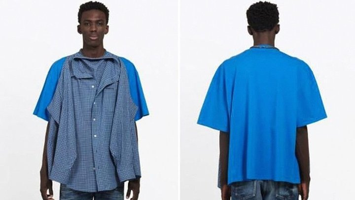 ee9c812b8 Balenciaga s Eyebrow-Raising  T-Shirt Shirt  Is Breaking The Internet —  Bria Fachon